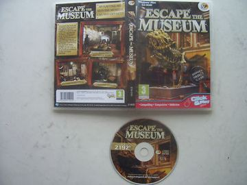 Escape the Museum  Hidden Object PC Game